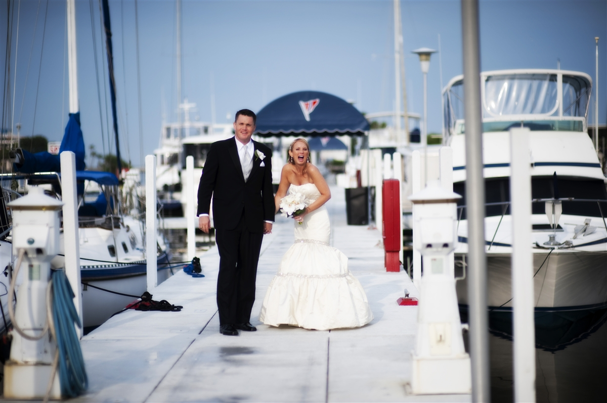Middlesex yacht club wedding